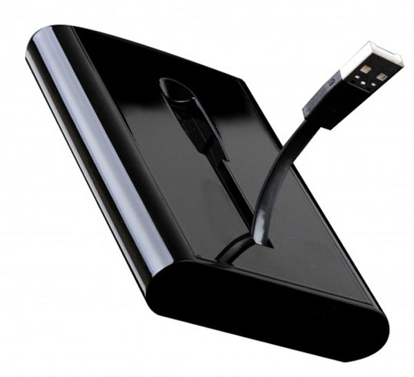 Clickfree C2 Portable Hard Drive