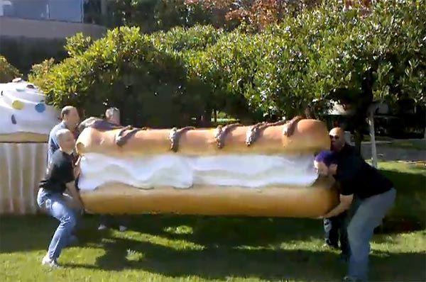 Google's Giant Android 2.0 Eclair