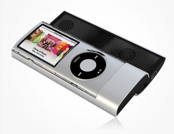 Green Power GP 400N Sliding iPod Speaker