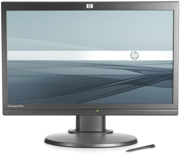 HP Compaq L2105tm Multitouch LCD Monitor