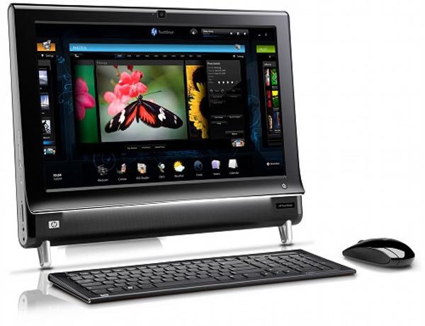 HP Touchsmart 9100 All-In-One PC