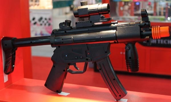 Heckler and Koch MP5 Wiimote Controller