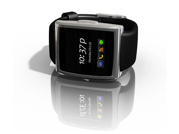 Inpulse blackberry smartwatch