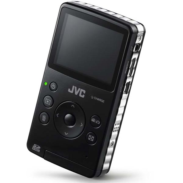 JVC PICSIO GC-FM1 HD Video Camera