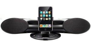 JVC XS-SR3 iPod Dock