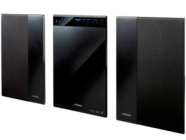 JVC's 1.2 Inch Thin Home Theater System