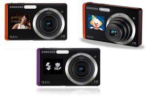 Samsung TL225 Front Screen Camera