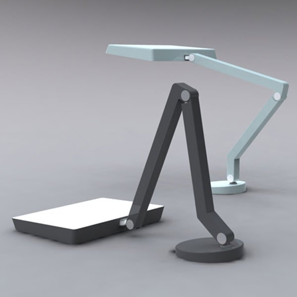 Sketch Desk Lamp Lighbox – Lamp on Desk