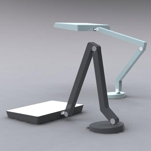 Sketch Desk Lamp Lighbox