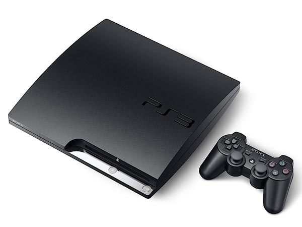 Sony Announces 250GB PS3 Slim