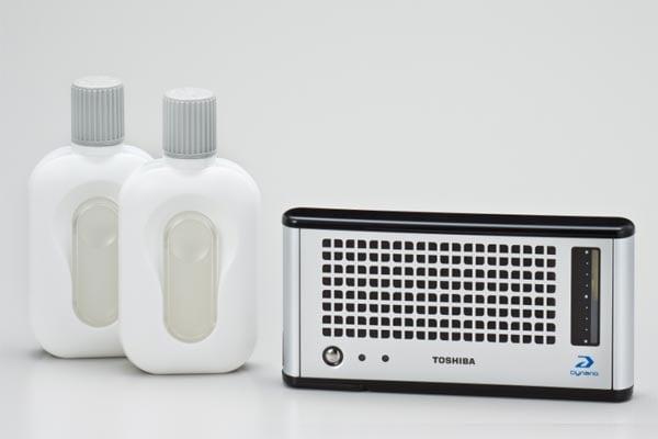 Toshiba Dynario Fuel Cell