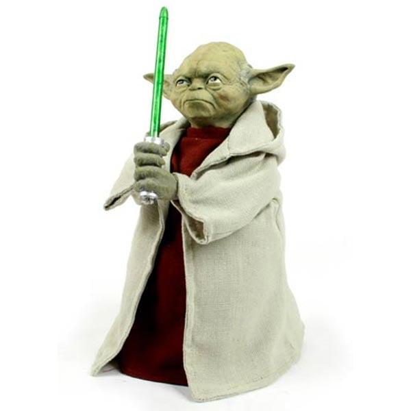 Yoda Light Up Chistmas Tree Topper