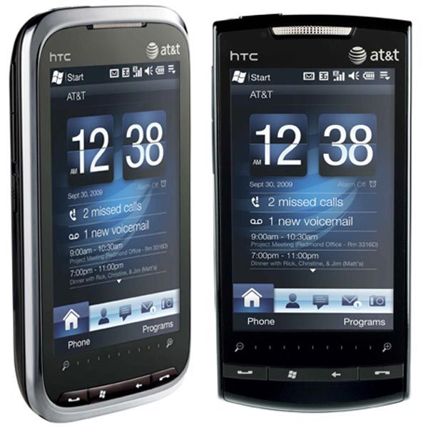 HTC Pure and HTC Tilt 2 Get Official