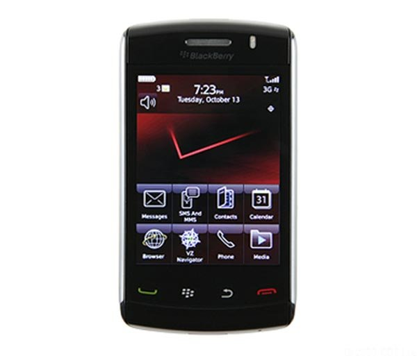 BlackBerry Storm 2 Gets Official