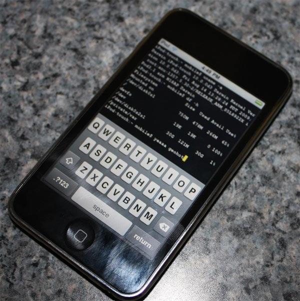 Blackra1n iPhone Jailbreak