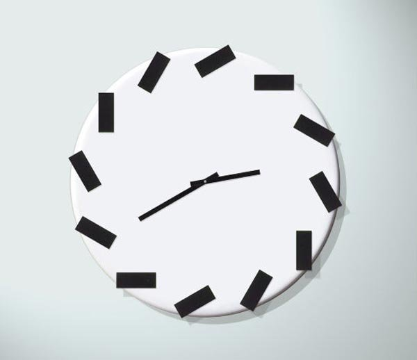 The Chasing Time Clock