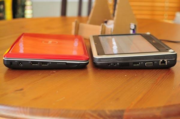Dell Mini 9 Tablet Mod