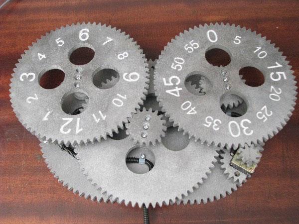 gear-clock