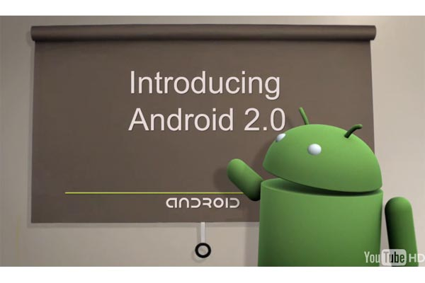 Google Android 2.0 Gets Official
