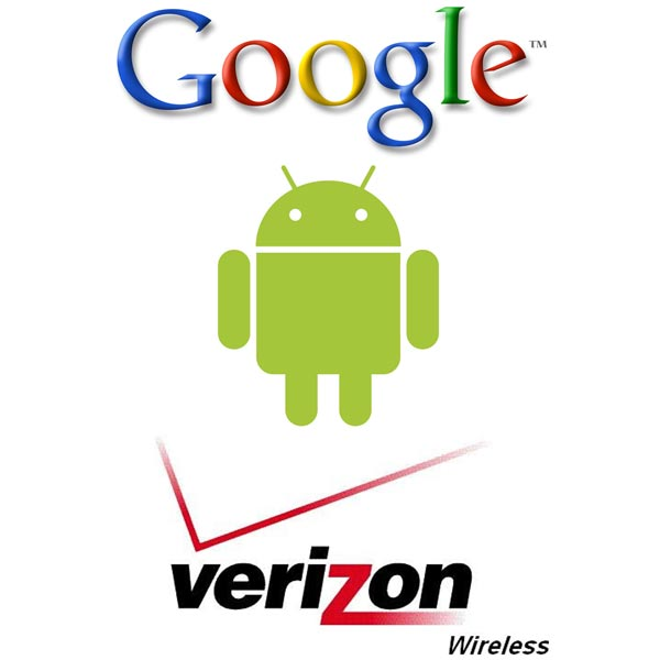 Google and Verizon join forces to produce Android mobile phones