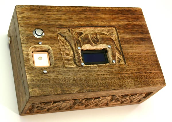 The GPS Puzzle Box