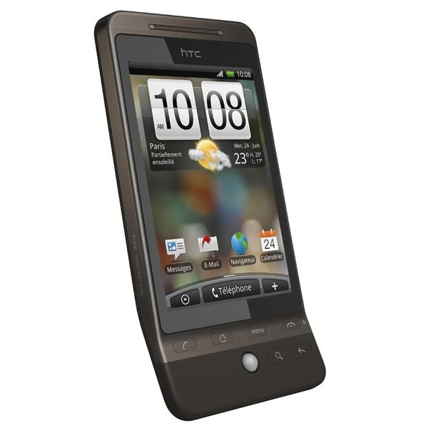 HTC Hero Getting Google Android 2.0 Update