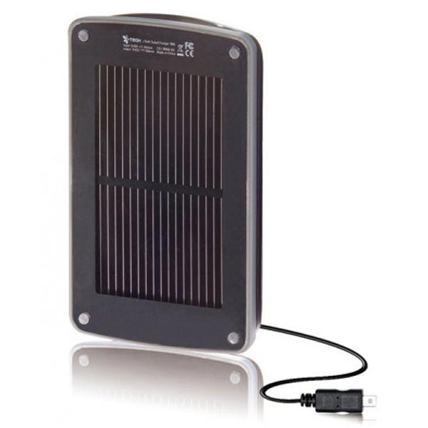 iTech Solar Charger 906