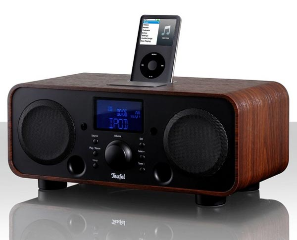 iTeufel Radio iPod Alarm Clock