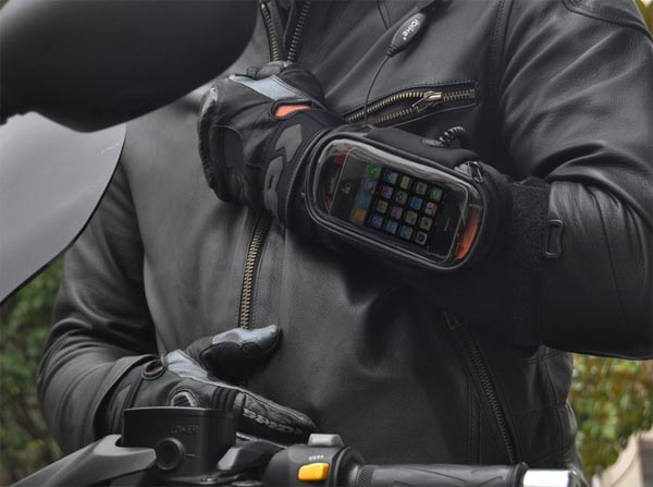 iBike Rider iPhone Case