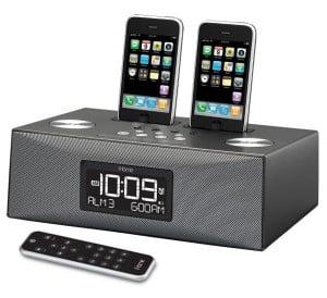 iHome IP88G Dual iPhone Dock