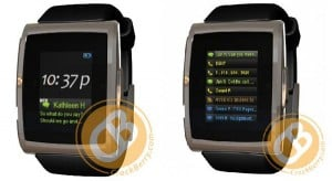 inPulse Watch To Be Used with BlackBerry Smartphones