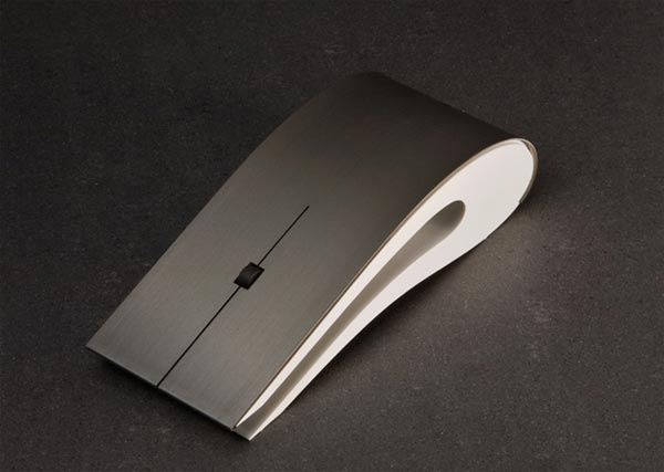 Intelligent Design Titanium ID Mouse