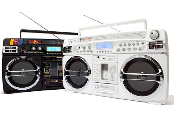 Lasonic i931 iPod Boombox