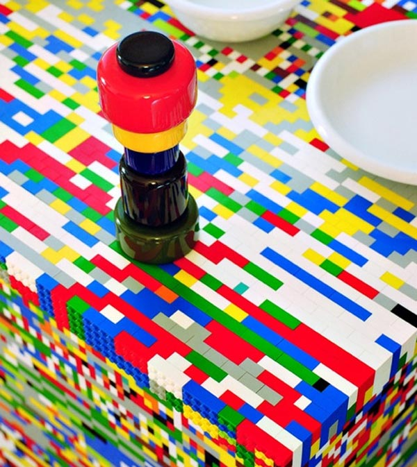 The Lego Kitchen Island