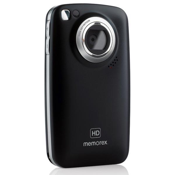 Memorex MyVideo HD and MyVideo VGA Pocket Video Cameras