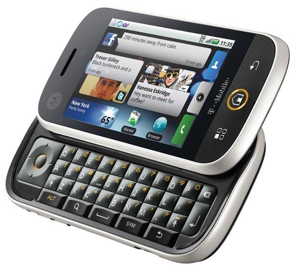 Motorola CLIQ Review Roundup