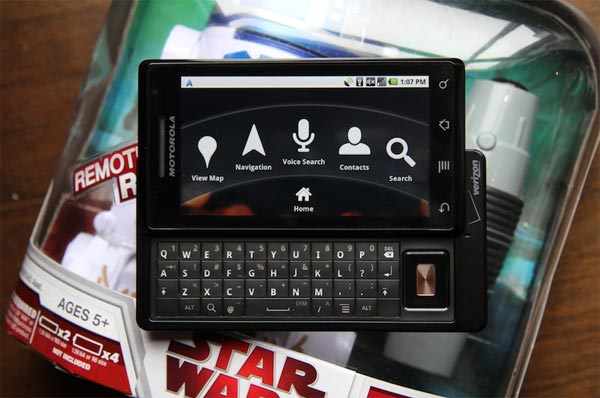Motorola Droid Review Roundup