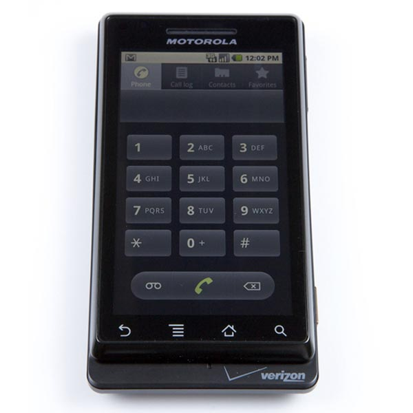 Motorola Droid Specifications Leaked