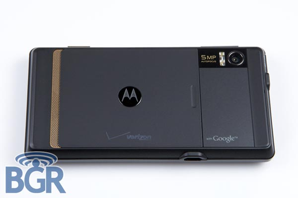 Motorola Droid Android Smartphone