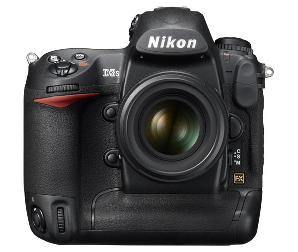 Nikon D3s Gets Official