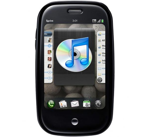 Palm WebOS 1.2.1 Enables iTunes Syncing Again