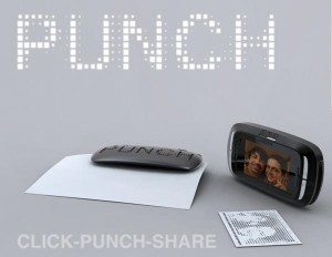 The Punch Camera