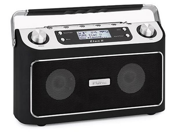 Pure Elan II Digital Radio
