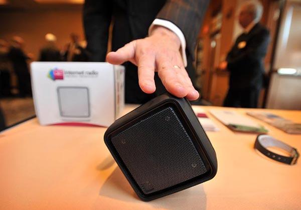 Q2 Cube Radio