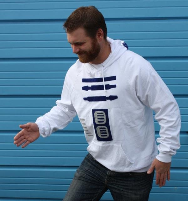 R2-D2 Hoodie