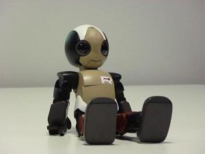 ROPID The Running, Jumping Robot
