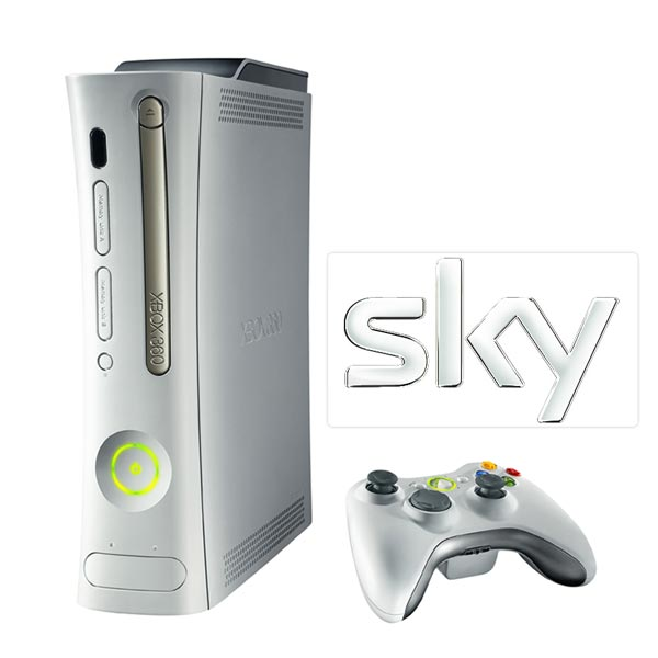 Sky Player Coming To Xbox Live 27th October