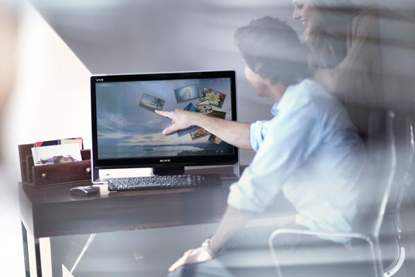 Sony Vaio L Touchscreen PC