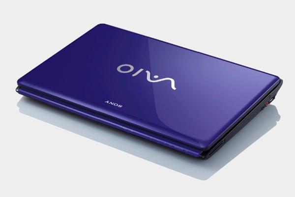 Sony Vaio CW Series Laptop