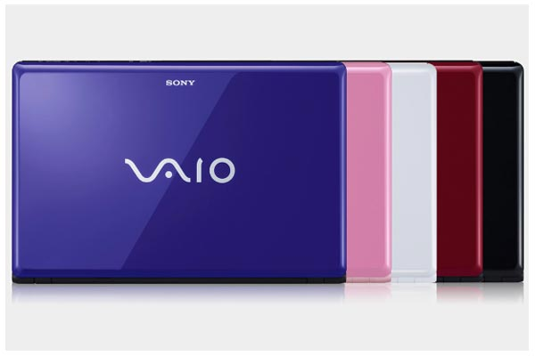 Sony Vaio CW Series Laptop